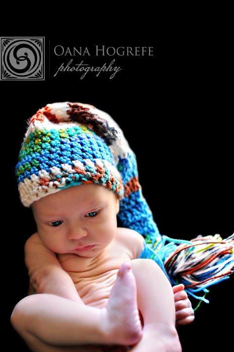 artistic newborn portraits atlanta