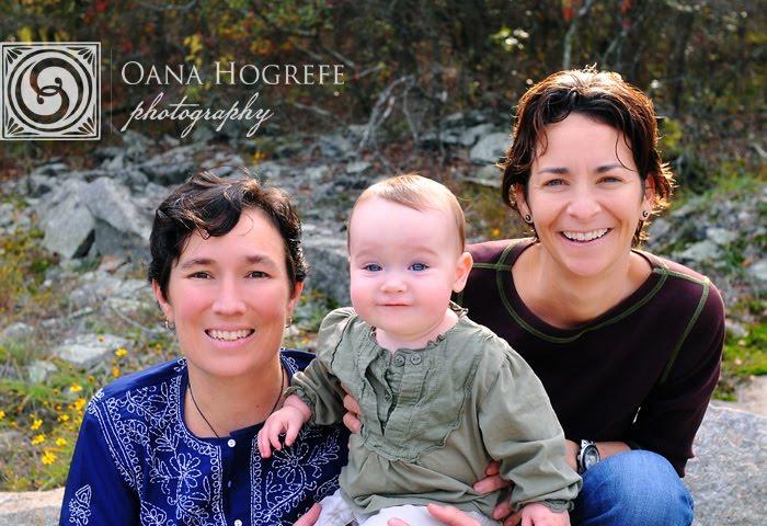 same-sex parents photography