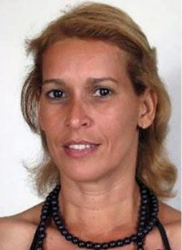 opositora cubana Dania Virgen Garcia