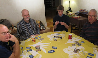 Citadels - Some of the Players