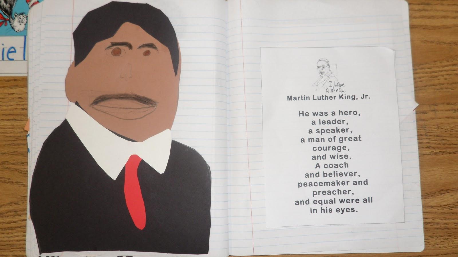 Just 4 Teachers Sharing Across Borders Martin Luther King Jr