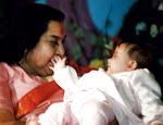 Mutter von Sahaja Yoga