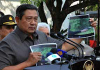 Foto SBY ditembak teroris