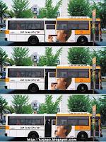 bis bus unik lucu