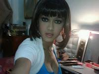 Julia Perez Jupe tukang nggame kajapa.blogspot.com