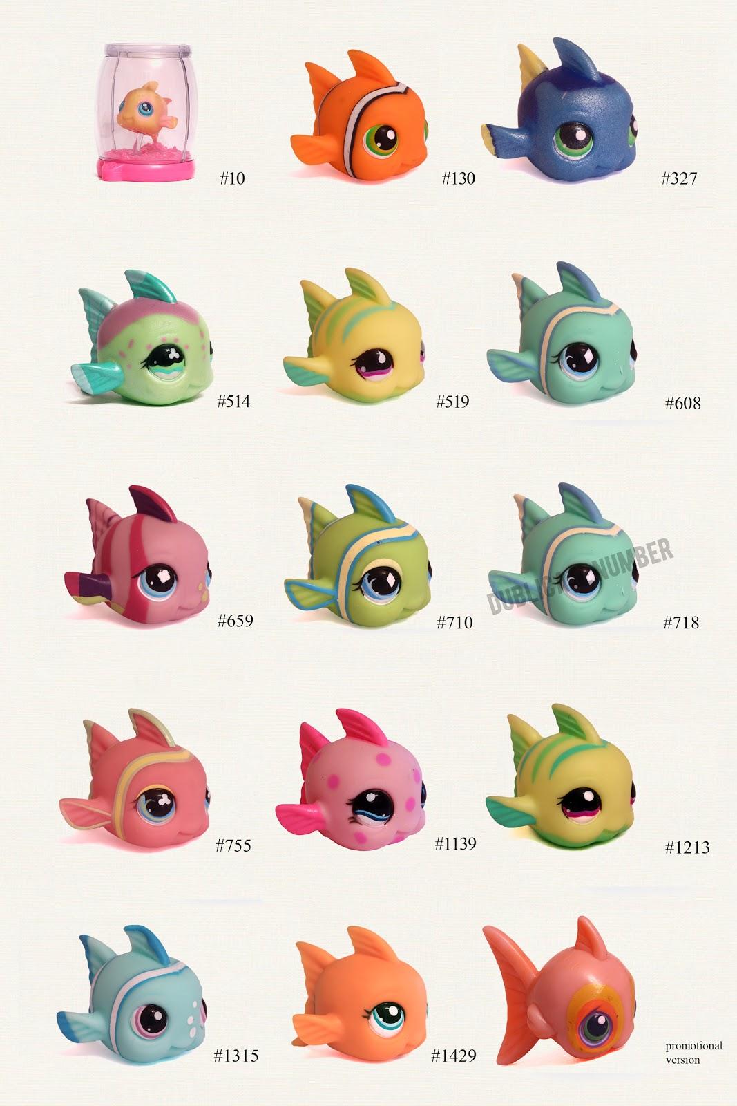 Nicole s lps blog littlest pet shop pets fish for Fish pet shop