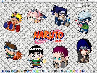 Naruto Uzumaki Chibi