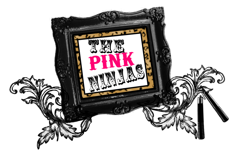 the pink ninjas inspiration blog