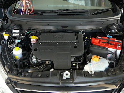 Tata Manza Engine