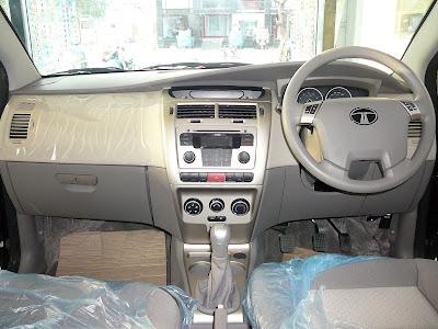 Tata Manza Full Front Interior Image