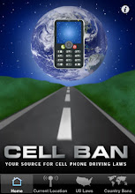 Cell Ban Landing Page