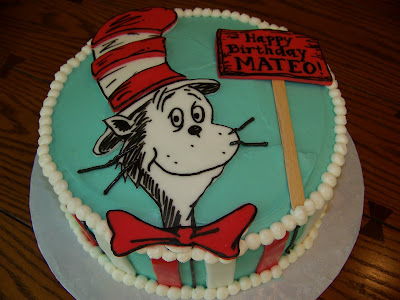 Cat In The Hat Decoration Ideas