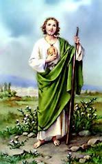 San Judas Tadeo - Patrono del Trabajo