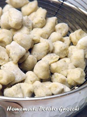 Resep Gnocchi (Makanan Terlezat Di Dunia)