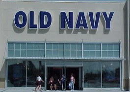 Old navy jobs
