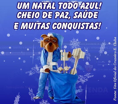 38ec02a5f5 ☆ Sou Cruzeirense - Blog☆  BOM NATAL