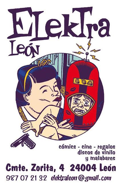Electra Comics