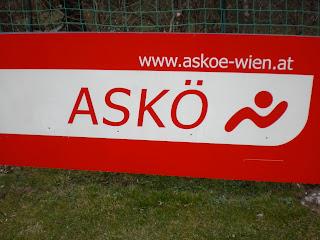 Askoe Wien Wasserpark in Vienna, Austria