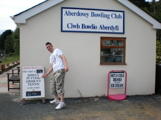 Mini Golf Putting Course at Aberdovey Bowling Club
