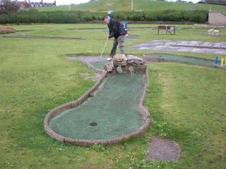 Fleetwood Crazy Golf