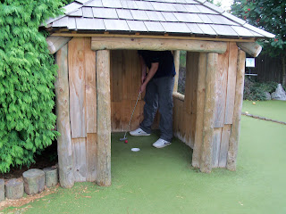 TGS Adventure Golf in Hereford