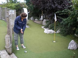 Mini Golf in Hereford