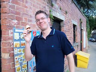 Knaresborough Minigolf Champion Richard Gottfried