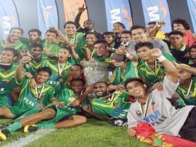 sekalipun peminat bola sepak malaysia sedang hangat memperkatakan