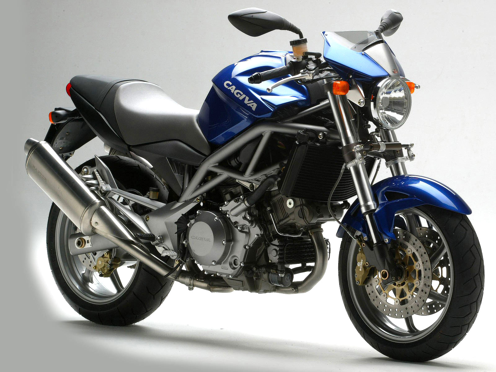 Cagiva Raptor 1000 Specification