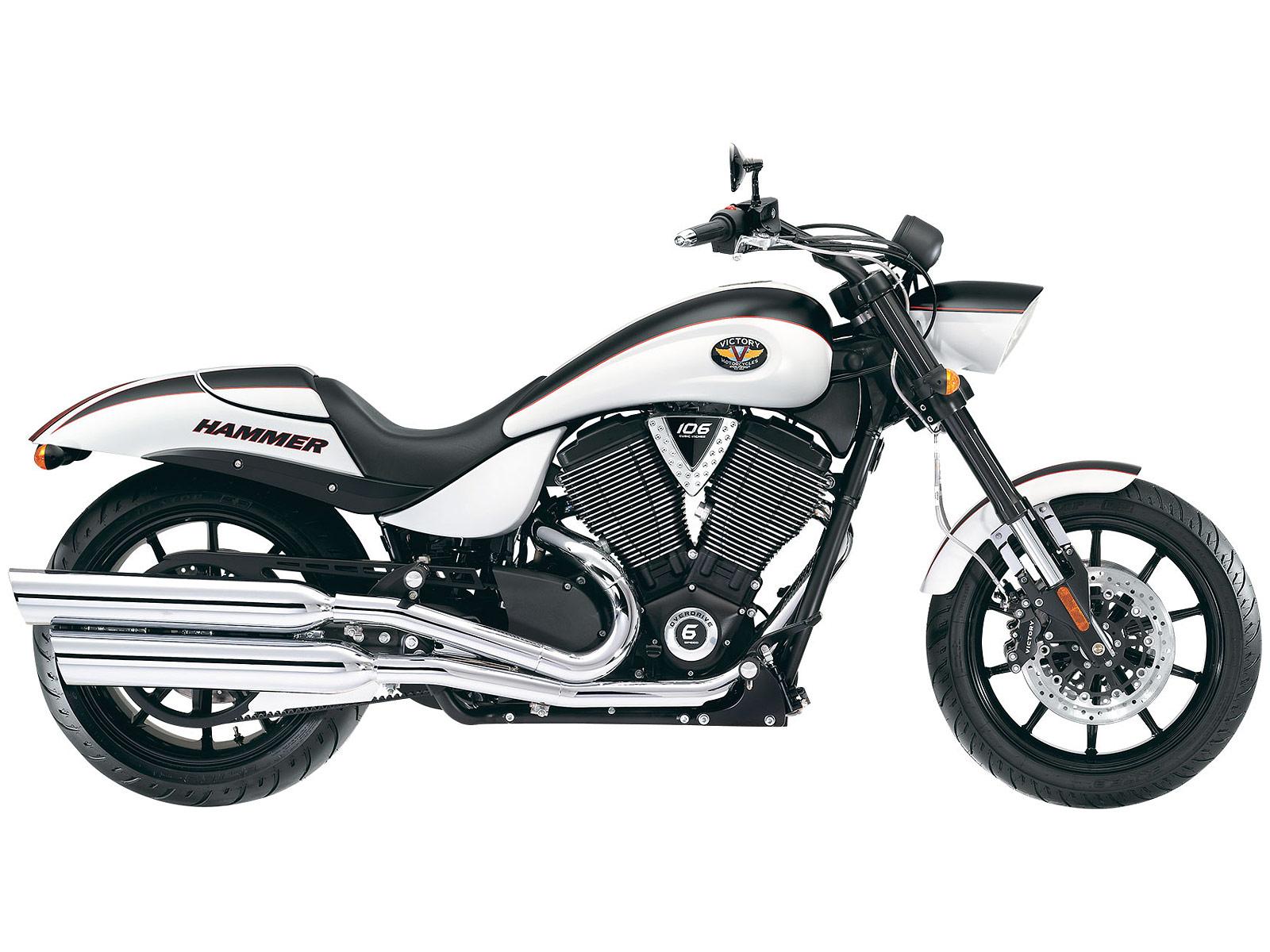 Gambar Motor Victory Hammer S 2010