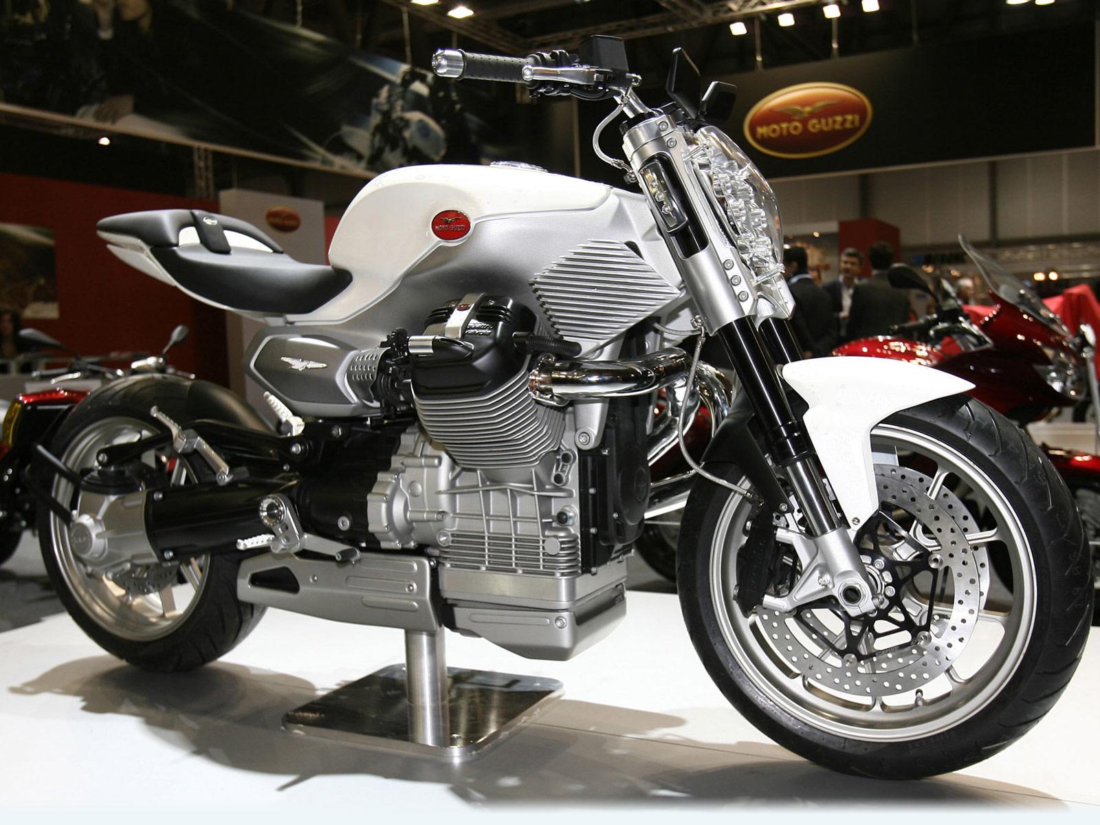 Motorcycles 2010 Moto Guzzi V12 Strada