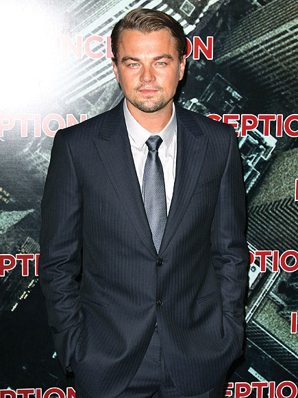 leonardo dicaprio titanic suit. Leonardo DiCaprio in Inception