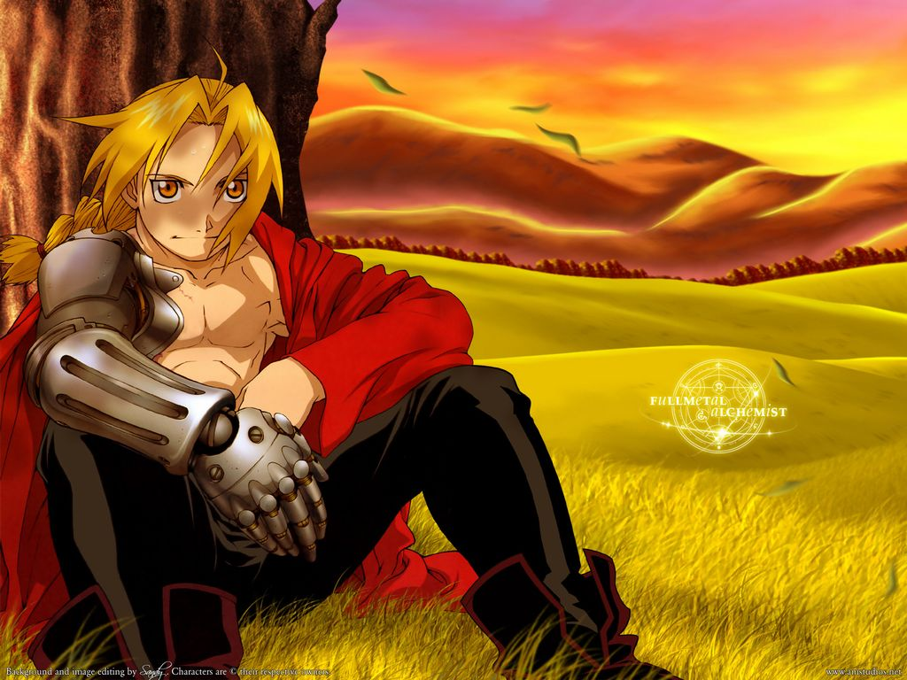 Full Metal Alchemist HD & Widescreen Wallpaper 0.526172355959236