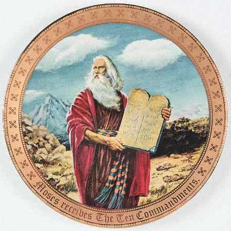Ten Commandments Award