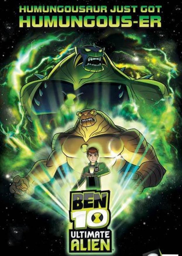 de Ben 10 Ultimate la nueva temporada de Ben 10 en cartoon Network