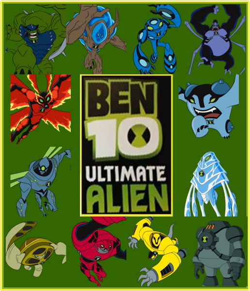 Cartoon Network Ben 10 Ultimate Alien Oyunları