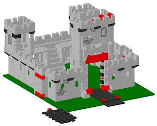 construcion feita con lego