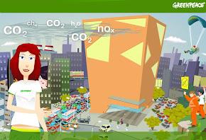 Juego sobre el consumo Greenpeace