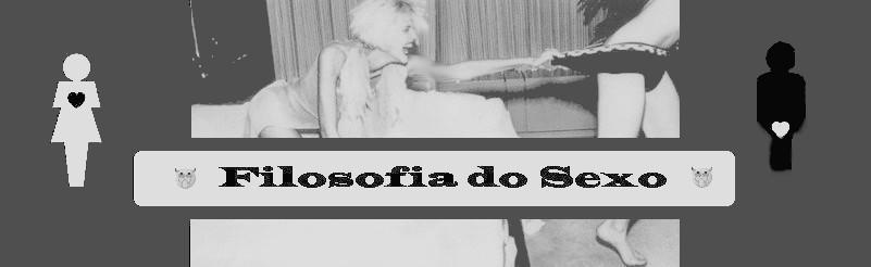 FiLoSoFiA dO SeXo