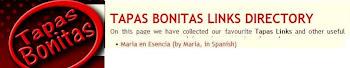 Maria en esencia seleccionado como blog interesante de recetas  en español