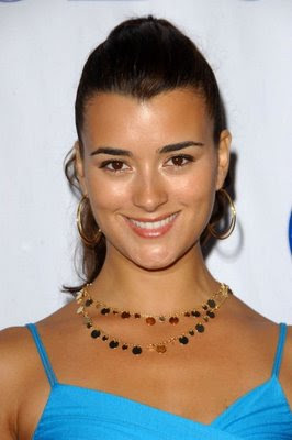 Cote de Pablo AKA: Agent Ziva David on NCIS