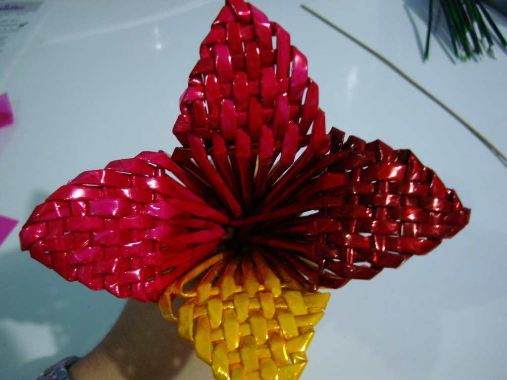 Flower made in paper kubreforic flower made in paper mightylinksfo