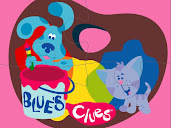 #10 Blues Clues Wallpaper