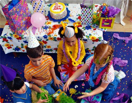 The Party Kids is a great place to find all your children's birthday