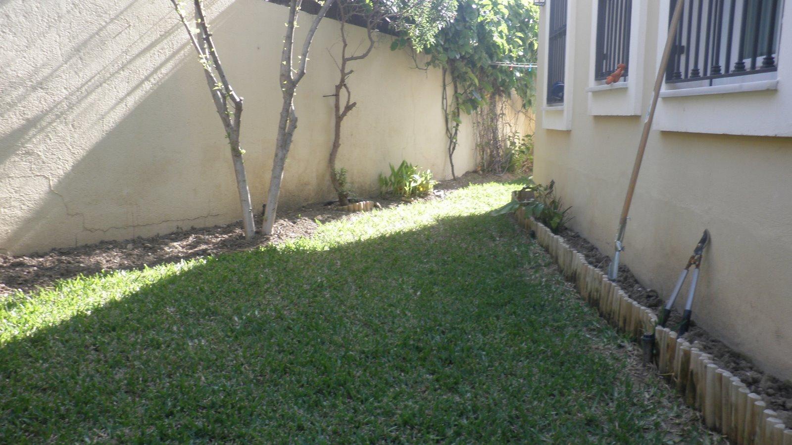 Jardinbio jardin peque o comienzo 1 - Plantas para arriates ...