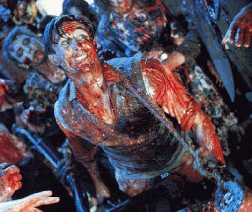 Peter Jackson: Su parte más gore Braindead