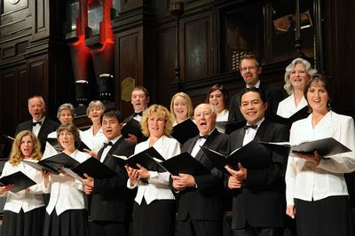 City of Dunedin Choir.