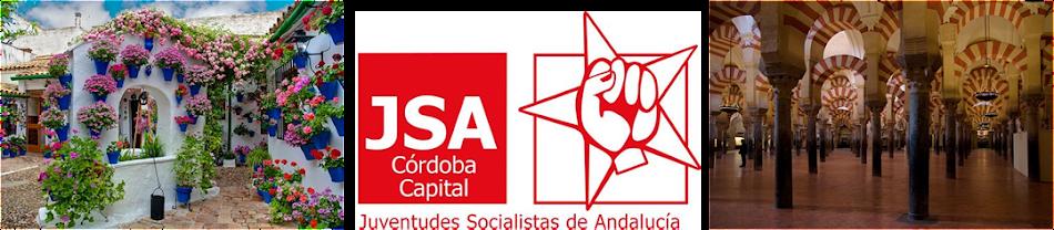 Juventudes Socialistas de Andalucía en Córdoba Capital