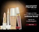 Use maquiagem RENEW
