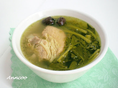 Watercress Soup 西洋菜汤 | Anncoo Journal